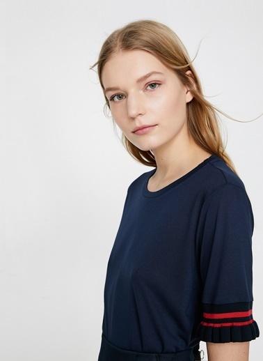 Koton Koton Lacivert T-Shirt Lacivert